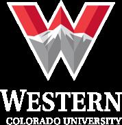 Western Colorado University Logo